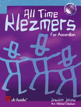 Picture of ALL TIME KLEZMERS JOHOW +CD gratuit Accordeon