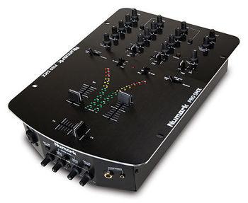 Picture of Console Mixage Analogique PRO HIP HOP NUMARK PROS /D