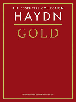 Picture of HAYDN GOLD ESSENTIAL COLLECTION Piano Solo