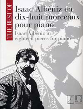 Image de ALBENIZ BEST OF 18 Morceaux Piano Solo
