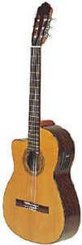 Picture of Guitare Classique Electro Acoustique GAUCHER ESTEVE GR3