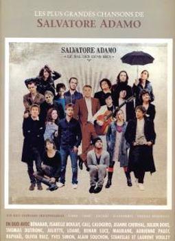 Picture of ADAMO SALVATORE LE BAL DES GENS BIEN Piano Voix Guitare accords