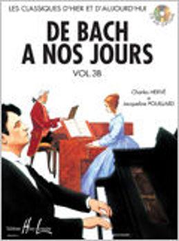 Image de DE BACH A NOS JOURS V3B Hervé / Pouillard
