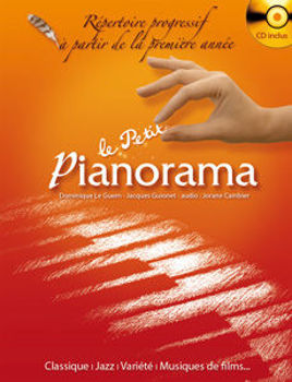 Picture of LE PETIT PIANORAMA V1 +CD Gratuit