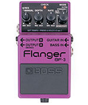 Picture of Pedale Effet FLANGER BOSS BF-3