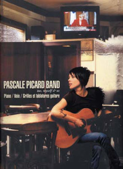 Image de PICARD PASCALE BAND ME,MYSELF AND US Piano Voix Guitare Tablature