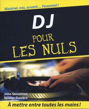 Picture of POUR LES NULS D.J. LIVRE