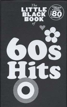 Picture of LITTLE BLACK BOOK OF 60'S HITS