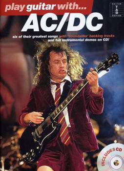 Picture of Play Guitare With AC/DC +CDgratuit