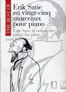 Picture of SATIE ERIK BEST OF 25 MORCEAUX POUR PIANO