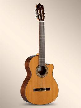 Picture of Guitare Classique Electro acoustique ALHAMBRA 3C CW E1