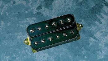 Picture of MICRO Guitare Electrique LIQUIFIRE DI MARZIO Noir
