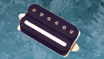 Picture of MICRO Guitare Electrique CRUNCH LAB DI MARZIO Noir