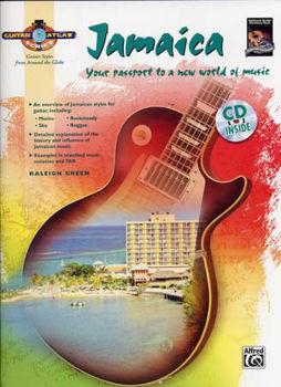 Image de GUITAR ATLAS JAMAICA Guitare Tablature +CD gratuit