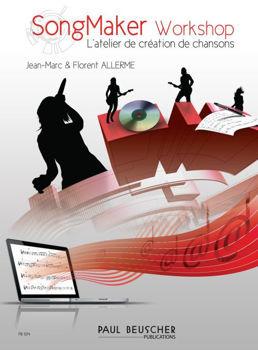 Image de ALLERME Songmaker Workshop Vol1 +CD gratuit