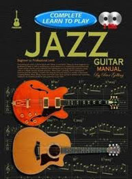 Image de COMPLETE LEARN TO PLAY JAZZ Guitare +2CD Gratuits