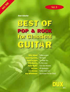 Image de BEST OF POP ROCK CLASS V9 Guitare Classique