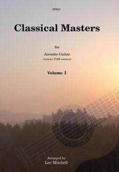 Picture of CLASSICAL MASTERS V1 Guitare Classique et Tablature
