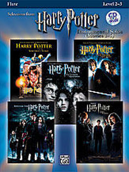 Image de HARRY POTTER BEST OF SOLOS Flute Traversière +CD Gratuit