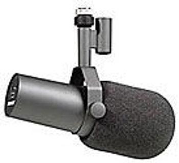 Picture of Bonnette Micro SHURE pour SM57