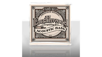 Image de JEU Cordes Basse Acoustique ERNIE BALL Earthwood 45-95