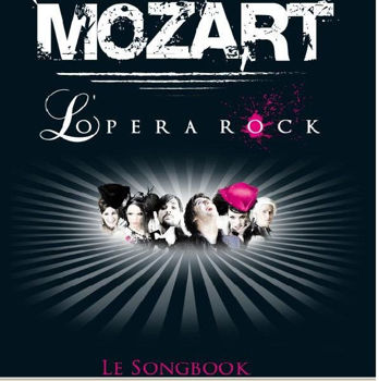 Picture of ATTIA DOVE MOZART OPERA ROCK Piano Voix Guitare,