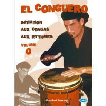 Image de BOISSIERE EL CONGUERO V0 Méthode de Congas