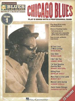 Image de BLUES PLAY-ALONG vol1 CHICAGO Blues +CDgratuit (tous instruments)