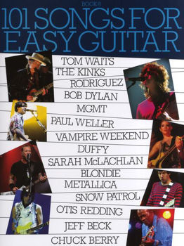 Image de 101 SONGS FOR EASY GUITAR V8 Tablature