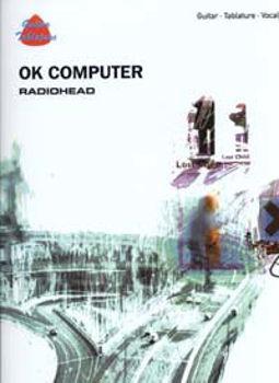 Picture of RADIOHEAD OK COMPUTER TABL