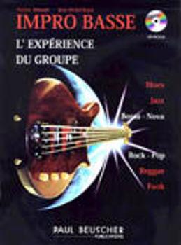 Image de BILLAUDY IMPRO BASSE EXPERIENCE DU GROUPE +CDgratuit,