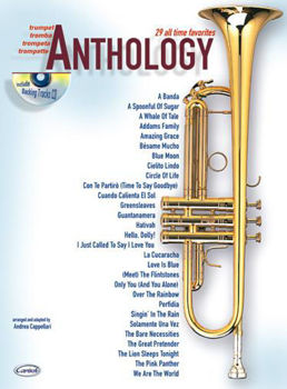 Picture of ANTHOLOGY TROMPETTE V1 +CDgratuit