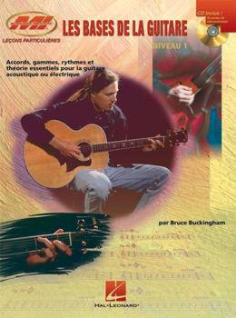 Image de BASES (LES) DE LA GUITARE BUCKINGHAM +CD Gratuit