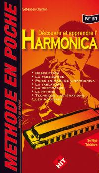 Image de METHODE D'HARMONICA MUSICENPOCHE