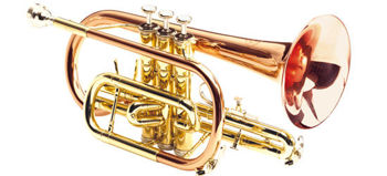 Picture of CORNET JUPITER JCR 526 MRL CUIVRE ROSE