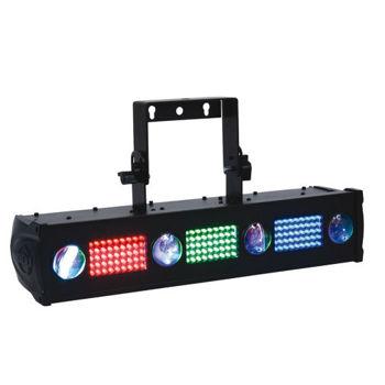 Picture of BARRE 135 LED +PINSPOT COULEUR FUSION FX TRI, ,