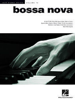 Image de BOSSA NOVA JAZZ PIANO SOLOS