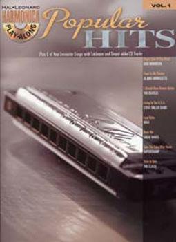 Image de PLAY ALONG HARMONICA POPULAR  HITS VOL1 +CD gratuit