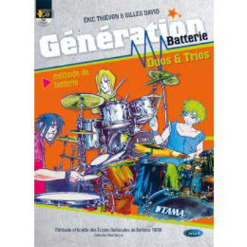 Picture of GENERATION BATTERIE DUOS TRIOS + CDgratuit