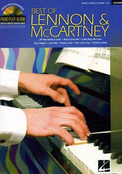 Image de PLAY ALONG PIANO V96 LENNON MCCARTNEY + CDgratuit