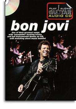 Picture of PLAY ALONG GUITAR BON JOVI +CDgratuit