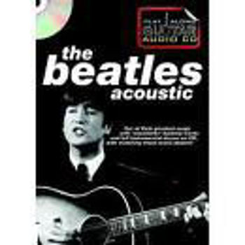 Picture of PLAY ALONG GUITAR BEATLES ACOUSTIC + CDgratuit