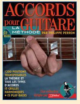 Picture of ACCORDS POUR LA GUITARE +CD Gratuit