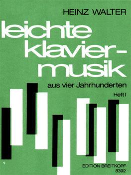Image de EASY PIANO MUSIC FROM FOUR CENTURIES V1 Piano
