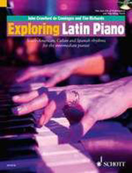 Image de EXPLORING LATIN PIANO RICHARDS +2CDgratuits