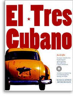 Image de EL TRES CUBANO BK/CD Guitare style cuba