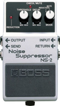 Picture of Pedale Effet NOISE GATE BOSS Noise Suppressor NS-2