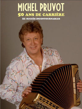 Image de PRUVOT Michel 50 ans de carrière Accordeon