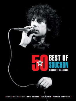 Picture of SOUCHON ALAIN BEST OF 50 TITRES Piano Voix Guitare
