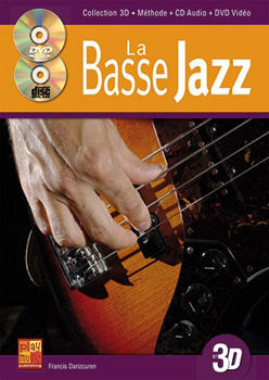 Image de BASS JAZZ EN 3D + CDgratuit +DVDgratuit